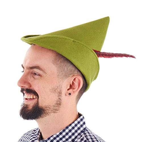 Men's Alpine Hat (Olive Green) ()
