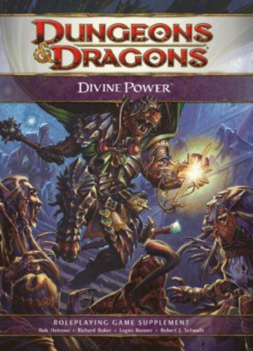 divine power - 1