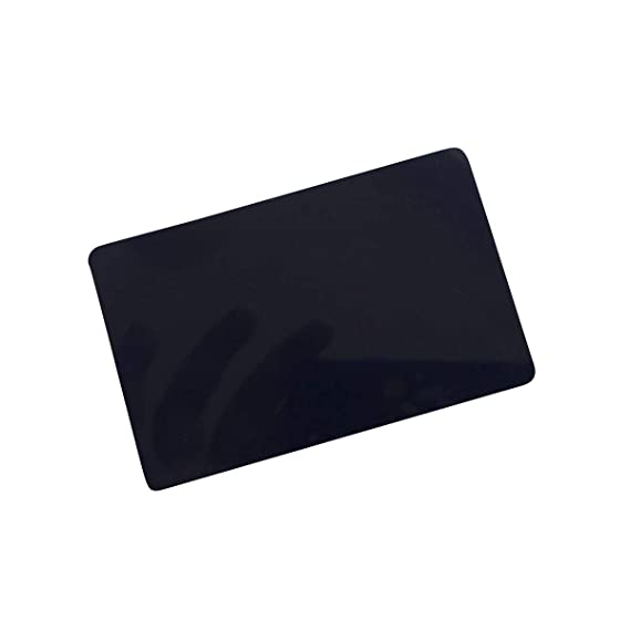 YARONGTECH Black MIFARE Classic 1K Card 13 56Mhz (Pack of 10