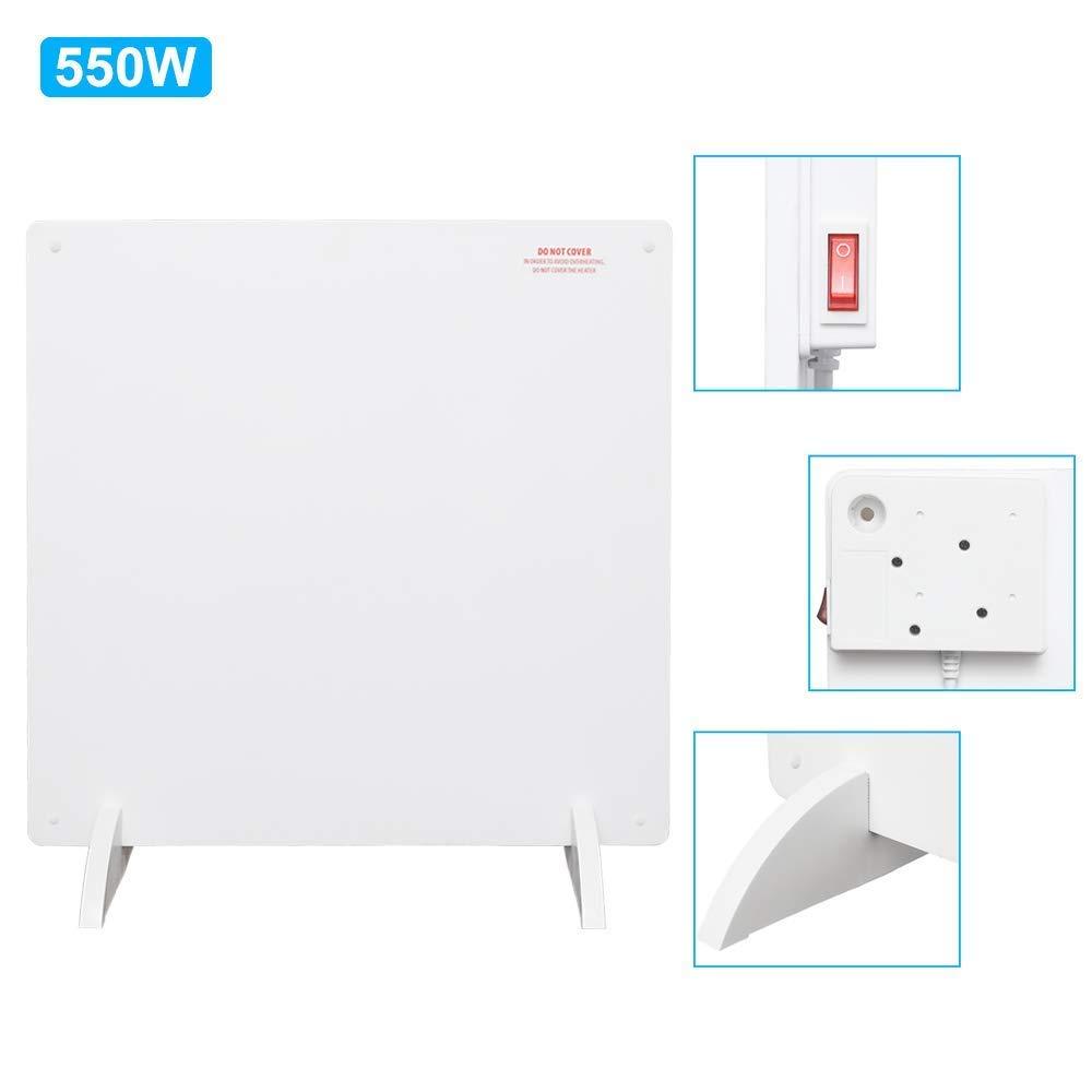 VINGO 550W Riscaldamento Elettrico Piastra riscaldante a infrarossi IP44  Riscaldamento Elettrico per Case e Piccoli Uffici  Amazon.it  Fai da te e1caffe2061