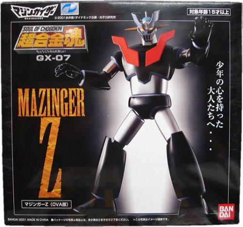 Chogokin Damashii  Mazinger Z (OVA Ver.) (japan import)