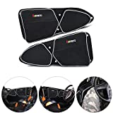 1000 polaris rzr accessories - KEMIMOTO RZR Door Bags for Polaris RZR XP 1000 900XC S900 Passenger And Driver Side Storage Bag with Knee Protection