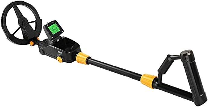 Gaoominy Detector De Metal MD-1008A Buscador De Tesoros De Oro Para Ni?os Avanzado Pro Detector: Amazon.es: Bricolaje y herramientas