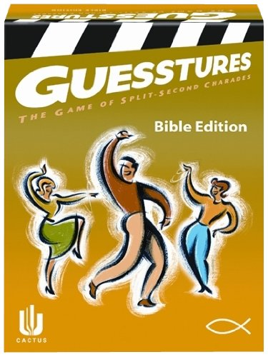 Talicor Guesstures: Bible Edition