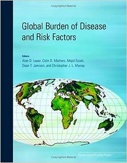 Buy Global Burden of Disease and Risk Factors Book Online at