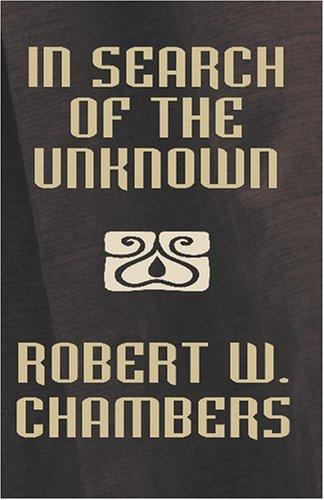 In Search of the Unknown [Facsimile Edition] pdf
