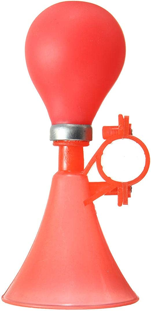 Childrens Kids Bike Bicycle Cycling  Air Horn Honking Hooter Squeeze Bell  FO