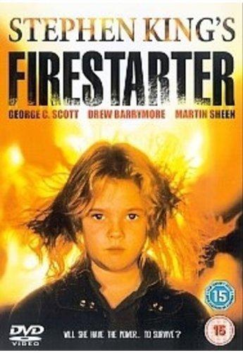 Firestarter [DVD] by Drew Barrymore B01I06ZS0M