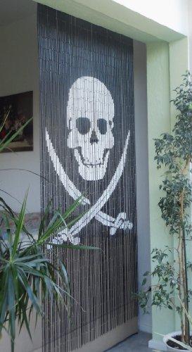 Unbekannt Bambusturvorhang Bambusvorhang Turvorhang Pirat Ca