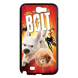SamSung Galaxy Note2 7100 phone cases Black Bolt cell phone cases Beautiful gifts NYU45765045