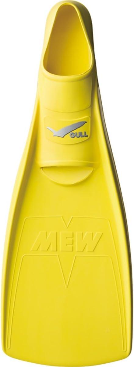 GULL(ガル) ミューフィン ダイビングフィン (サンシャインイエロー/Lサイズ) [GF-2022]