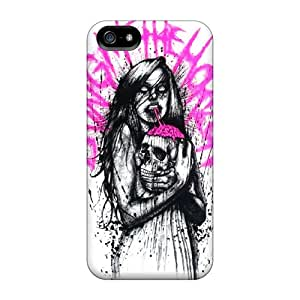 Cute Appearance Covers/tpu UBe5325INVf Bmth Cases For Iphone 5/5s