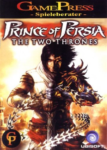 Prince of Persia - The Two Thrones (Lösungsbuch)