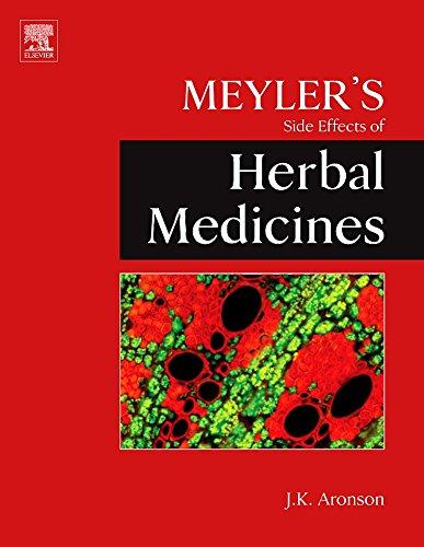 - Meyler's Side Effects of Herbal Medicines