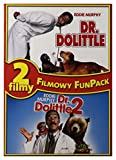 Dr Dolittle / Dr Dolittle 2 [BOX] [2DVD] (English audio)