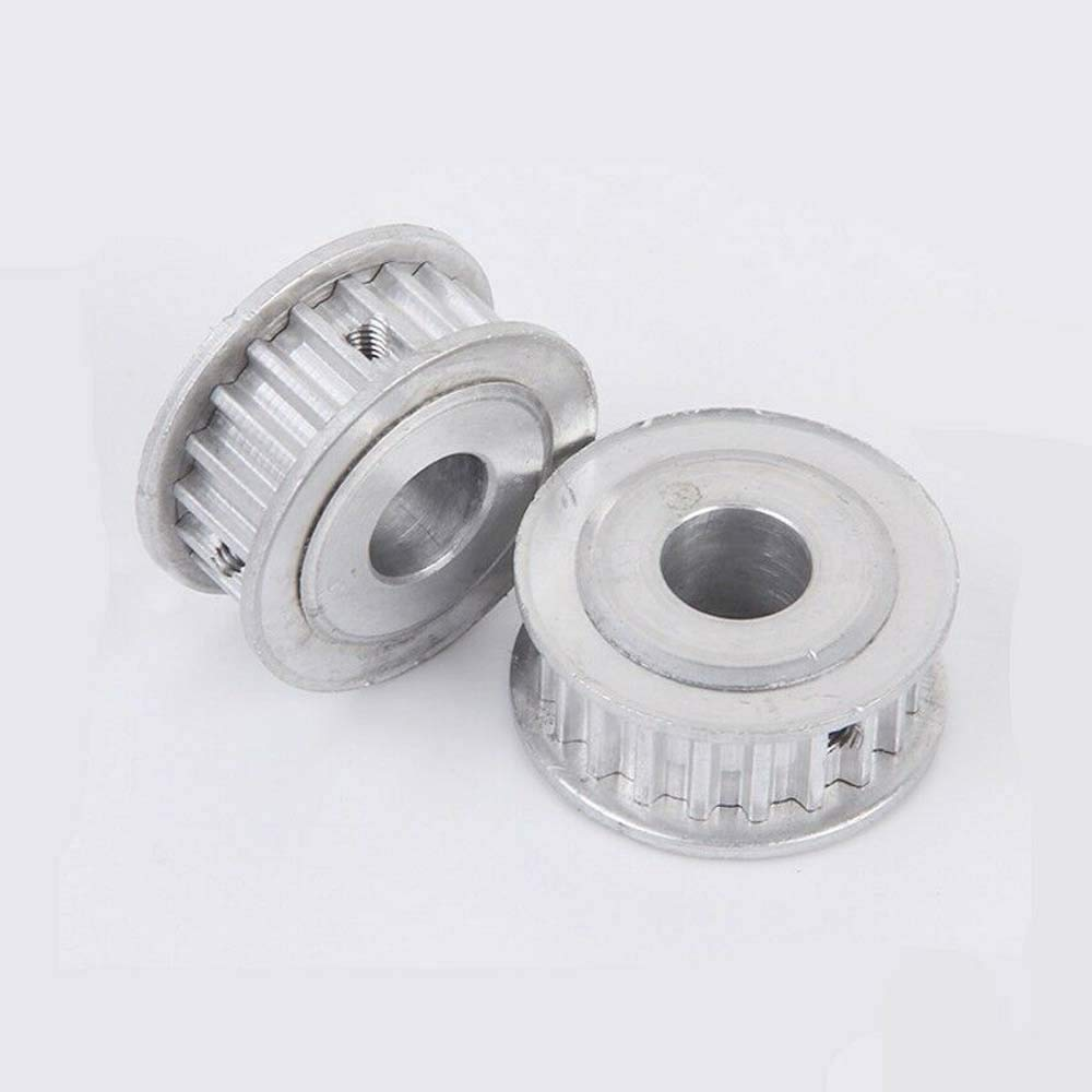 3M60T Timing Belt Pulley Gear Synchronous Wheel Bore 12.7mm For 15mm Width Belt Bore:12.7mm
