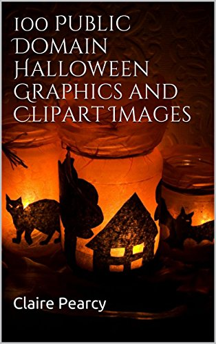 100 Public Domain Halloween Graphics and Clipart Images