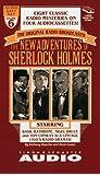 The NEW ADVENTURES OF SHERLOCK HOLMES GIFT SET VOLUME 6