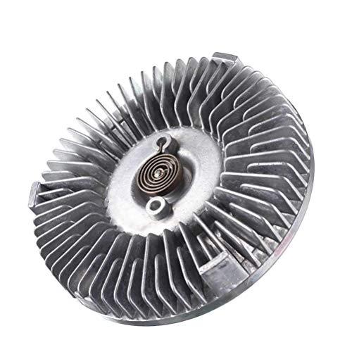 Cooling Fan Clutch for Chevrolet Colorado W3500 W4500 Tiltmaster GMC Canyon P3500 Hummer H3 Isuzu NPR I-350 I-370 (Clutch Hummer H3)