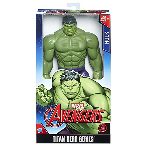 Review Marvel Avengers Titan Hero