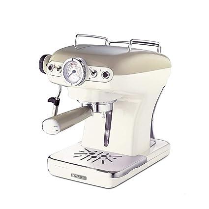 Cafetera Máquina de café Express semiautomática máquina de café Comercial Multifuncional máquina de Espuma Resistente al