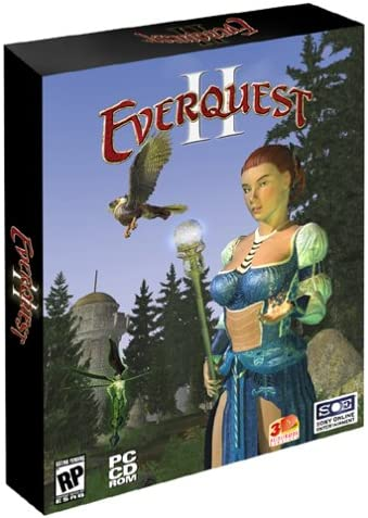 Amazon com: EverQuest 2 - PC: Video Games