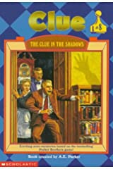 The Clue in the Shadows (Clue, Book 8) Paperback