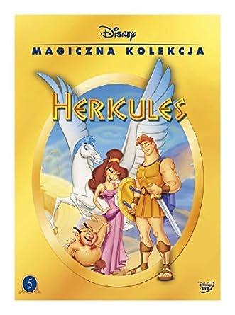 Hercules DVD Region 2 IMPORT No English version by Tate ...