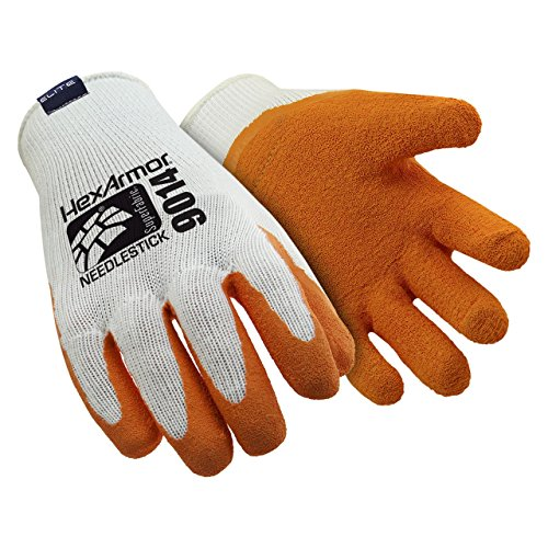 DayMark Sharps Master Needle Protection Glove, Small, Pair