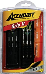 Accudart Grip-It Set - Steel Tips