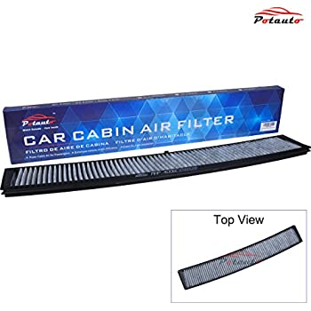 Cabin Air Filter-Activated Carbon Cabin Filter Bosch C3640WS