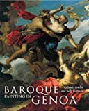Front cover for the book Baroque Painting in Genoa by Gabriele Finaldi
