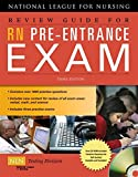 img - for Review Guide For RN Pre-Entrance Exam book / textbook / text book