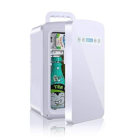LXDDB Refrigerador para Autos de 10 litros con una Sola Puerta ...
