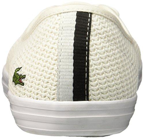 Lacoste Women's Ziane Chunky 217 1 Shoe, White, 8.5 M US