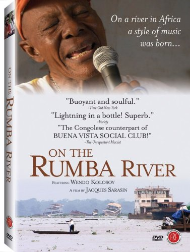 DVD : Wendo Kolosoy - On The Rumba River (Subtitled, Widescreen)