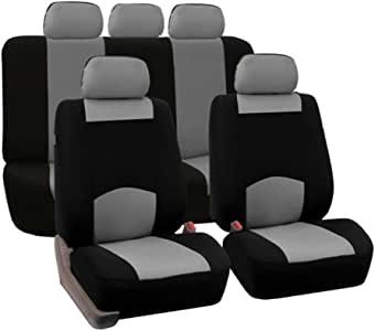 Universal Car Seat Cover Protector Car Interior Accessories Fabric and 2mm Sponge