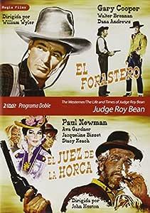 Programa Doble - Judge Roy Bean El Forastero + El Juez De