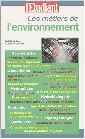 Lire un Les métiers de l'environnement, nouvelle édition pdf