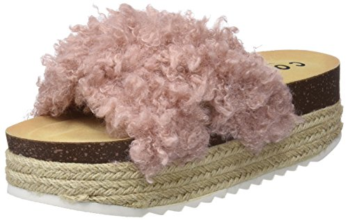 COOLWAY Women's cata Platform Sandals Pink (Pnk) kCw8X