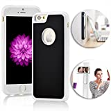 Anti-Gravity Case for iPhone 7,Gabber® Slim Fit Hands Nano-suction Technology Selfie Phone Case Cover Magical Nano Sticky Can Stick to Glass, Tile, Car GPS, Most Smooth Surface (WHITE)