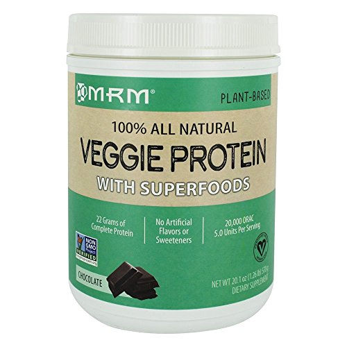 Veggie Protein – All Natural Vegetarian Super Food Complex Chocolate 570 g Review