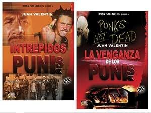 Intrepidos Punks Las Venganza De Los Punks 2 Dvd S By Juan