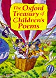 The Oxford Treasury of Children's Poems, , 019276134X