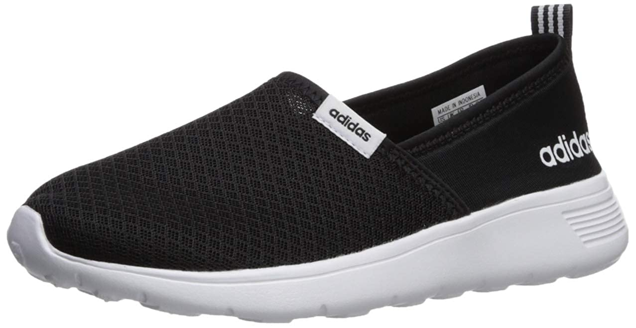 pretty nice c2e9f 3af54 Amazon.com  adidas NEO Womens Lite Racer Slip On W Casual Sneaker   Fashion Sneakers