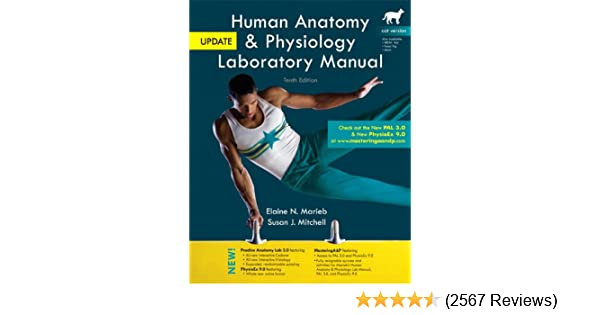 Human Anatomy And Physiology Lab Manual Cat Version 10th Edition ...