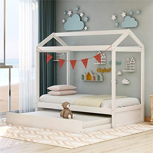Children House Bed