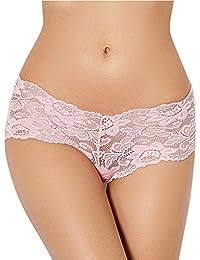 8c98b8b2452 Plus Size Sexy Lace Panties Women Lingerie G String Briefs Bikini Thongs