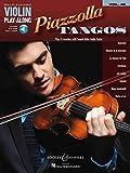 Piazzolla Tangos VPA46: Violine. Ausgabe mit Audio-Download. (Violin Play Along, Band 46)