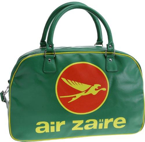 Logoshirt Air Zaire - Bolso cruzados para mujer Verde
